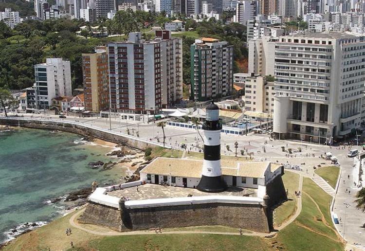 Capital baiana completa 469 anos no dia 29 de março - Foto: Adilton Venegeroles | Ag. A TARDE