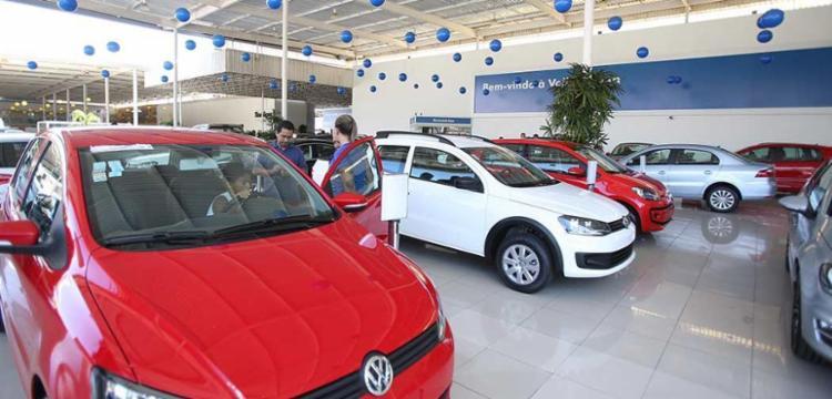 Mercado de autos vendeu 1.208.969 unidades no primeiro trimestre do ano - Foto: Joá Souza | Ag. A TARDE