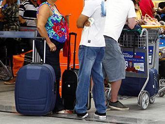Funcionário é acusado de liderar uma quadrilha de ladrões de bagagens - Foto: Eduardo Martins | Ag. A TARDE