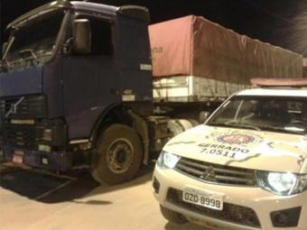 Material apreendido e os suspeitos foram encaminhados para a Delegacia de Barreiras - Foto: Divulgação l PM-BA