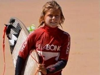 Elio Canestri foi resgatado do mar, mas não resistiu aos ferimentos - Foto: Reprodução l WSL