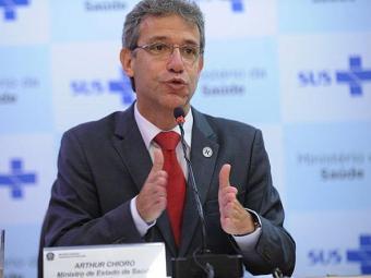 Chioro nega que tenha havido preferência pelos médicos cubanos - Foto: Elza Fiúza l Agência Brasil