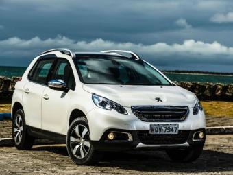 Chegou o crossover francês - Foto: Divulgação Peugeot