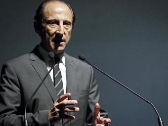 Paulo Skaf criticou Levy pela proposta de alteração no projeto que trata da terceirização - Foto: Marcelo Camargo | ABr | 14.12.2013