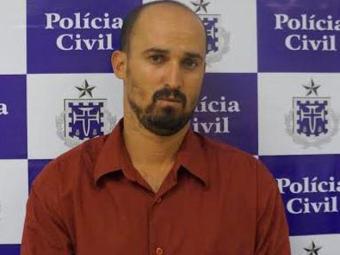 Flávio confessou o crime - Foto: Divulgação   Polícia Civil