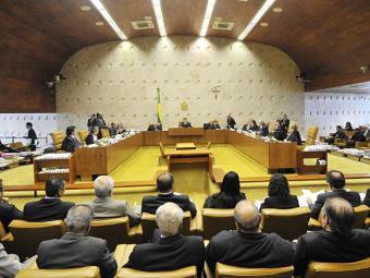 Das 23 indicações feitas após a Constituição de 1988, nove foram anunciadas em até dez dias - Foto: Agência Brasil