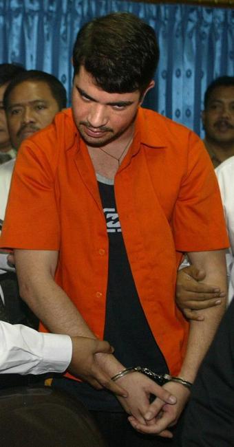 Rodrigo foi condenado por tráfico de drogas - Foto: Dita Alangkara | AP Photo