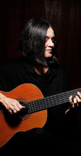 Joyce: primeira canção que fez ao violão foi Rio Meu, aos 14 anos - Foto: LeoAversa | Divulgação