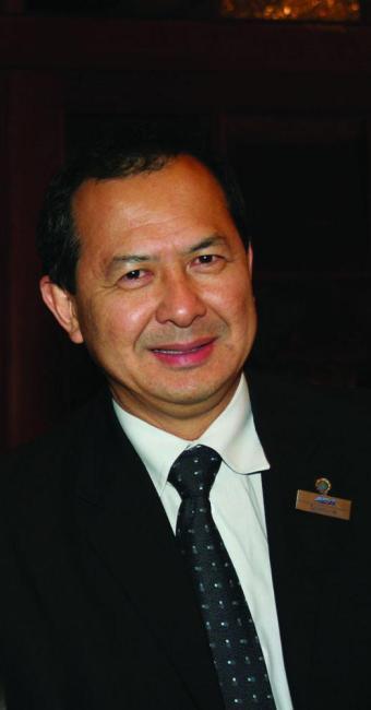 Edson Orikassa, Presidente da AEA - Foto: Divulgação AEA
