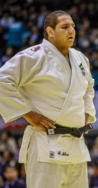 Rafael Silva, judoca brasileiro - Foto: Marcio Rodrigues | CBJ | Divulgação