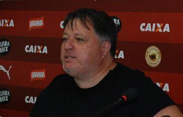 Anderson Barros deixa o Vitória e vai trabalhar agora no Vasco - Foto: Francisco Galvão l Divulgação