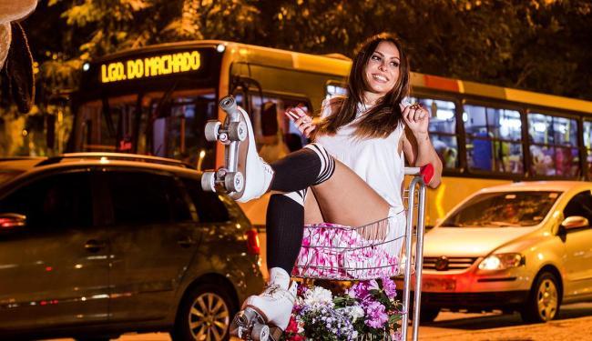 Alinne Rosa sensualiza em clipe gravado em ponto turístico do Rio de Janeiro - Foto: | Divulgação