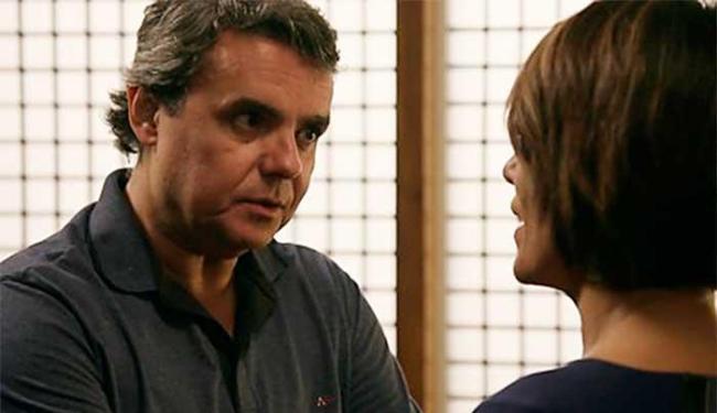 Evandro não perdoa traição de Beatriz - Foto: TV Globo | Divulgação