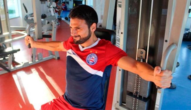 Jogadores se preparam para enfrentar Sport na quarta - Foto: Divulgação | ECBahia