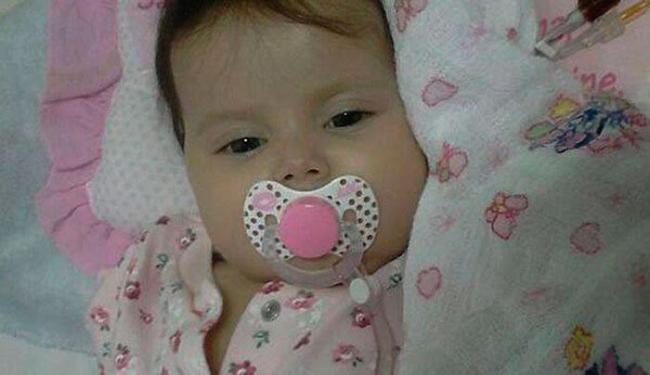 Criança já está em um quarto do mesmo hospital - Foto: Reprodução | Facebook