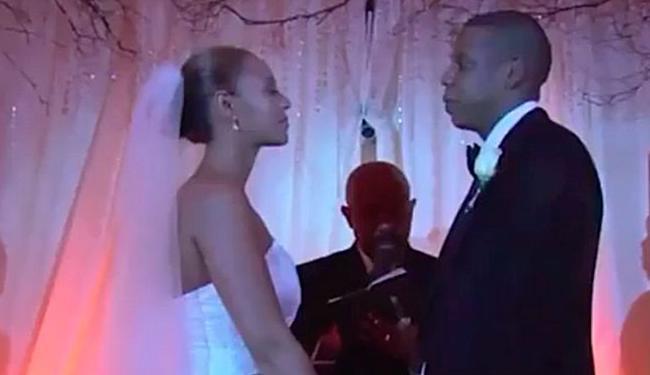 Jay-Z e Beyoncé se casaram em 2008 - Foto: Reprodução | Instagram