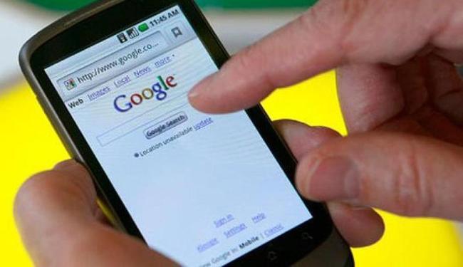 O buscador só apresentará páginas formatadas para versões mobile - Foto: Divulgação