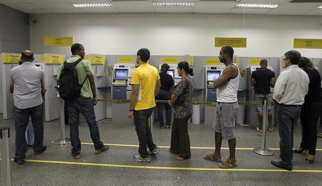 A conta digital é a melhor opção para quem faz transações por meios eletrônicos - Foto: Lúcio Távora | Ag. A TARDE | 05.10.2011
