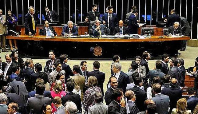 Lideradas por PSDB e PT, as legendas convenceram Cunha a adiar a votação até dia 22 - Foto: Gustavo Lima/Câmara dos Deputados