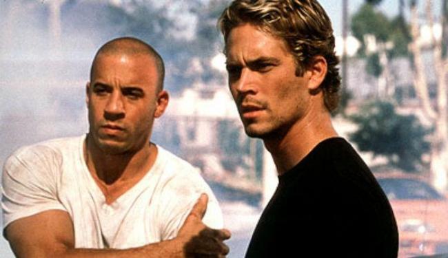 Vin Diesel e Paul Walker em Velozes e Furiosos - Foto: Reprodução