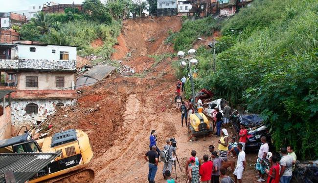 Na comunidade do Barro Branco, 11 pessoas acabaram perdendo a vida - Foto: Edilson Lima   Ag. A TARDE