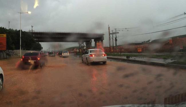 Avenida Paralela sentido centro - Foto: Iracema Chequer | Ag. A TARDE