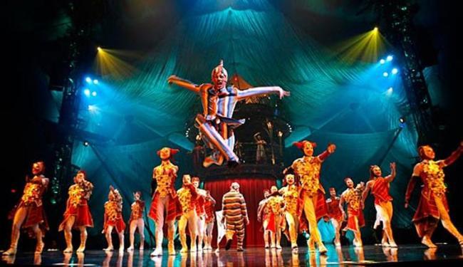 Os compradores querem expandir o Cirque du Soleil na China - Foto: Divulgação