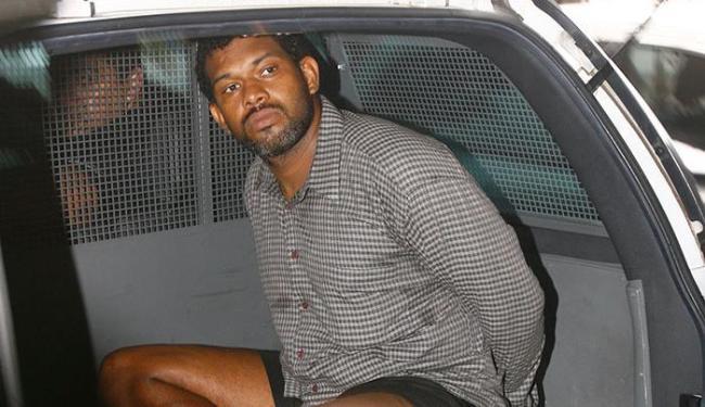 Cláudio Campanha, hoje com 52 anos, está preso no PR - Foto: Arestides Baptista | Ag. A TARDE | 1º.12.2008