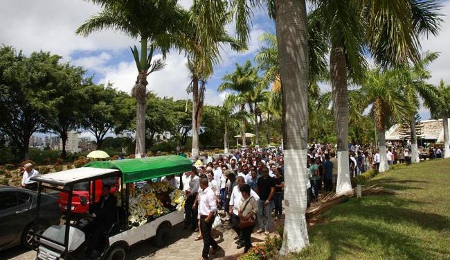 O prefeito Fernão Dias havia pedido para suas cinzas serem jogadas no sítio da família - Foto: Margarida Neide | Ag. A TARDE