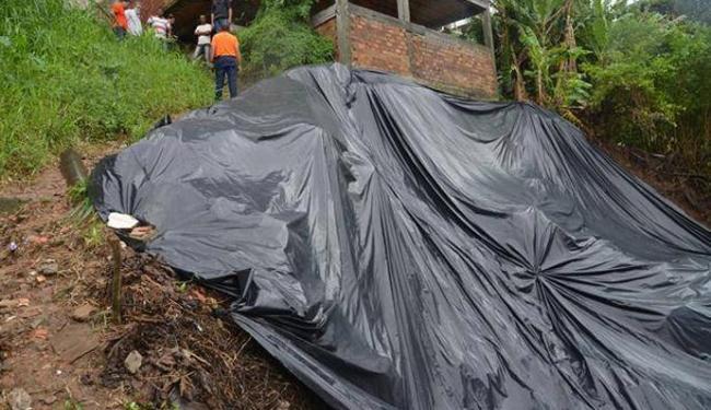 Cerca de 2,7 mil pessoas foram prejudicadas pela chuvas na cidade - Foto: Divulgação   Secom