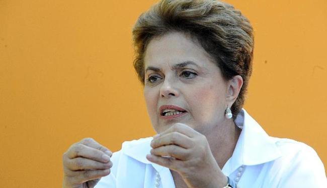 A presidenta usou a rede social para se pronunciar - Foto: Elza Fiúza   Ag. Brasil