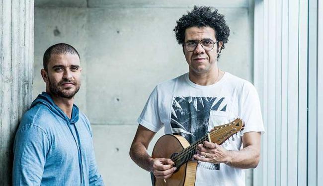 Diogo Nogueira e Hamilton de Holanda - Foto: Divulgação