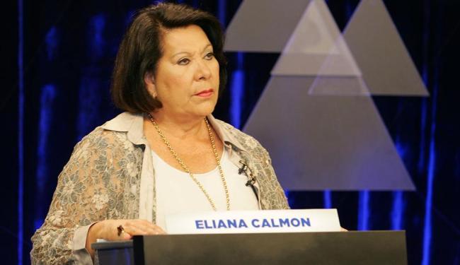Eliana Calmon considera o STF muito light no tratamento de escândalos políticos - Foto: Luciano da Matta   Ag. A TARDE   26.9.2014