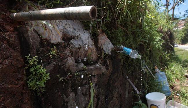 Embasa diz que 122 bairros tiveram fornecimento afetado - Foto: Lúcio Tavora | Ag. A ATARDE