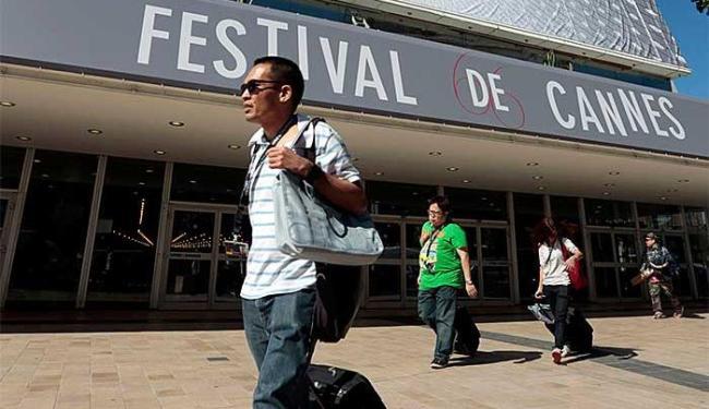 O Festival de Cannes será realizado do dia 13 a 24 de maio - Foto: Agência Reuters