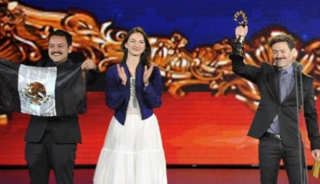 Filme mexicano recebe principal prêmio no Festival de CInema de Pequim - Foto: | Agência Reuters