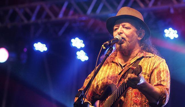Geraldo Azevedo é destaque na programação cultural de Salvador neste final de semana - Foto: Mila Cordeiro   Ag. A TARDE