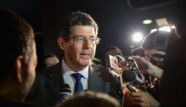 Ministro disse que está trabalhando para chegar a um pacto com o Congresso - Foto: Fabio Rodrigues Pozzebom l Agência Brasil