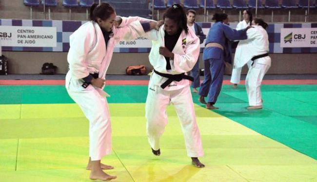A atividade tem como foco a preparação do Brasil para o Campeonato Pan-americano de Judô - Foto: Divulgação   CBJ