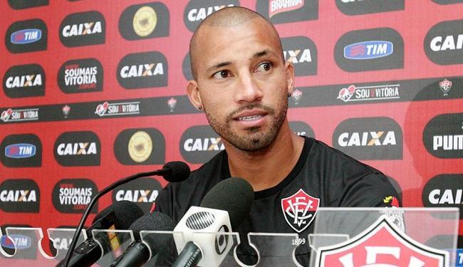 Kadu não vai mais jogar pelo rubro-negro nesta temporada - Foto: Luciano da Matta | Ag. A TARDE