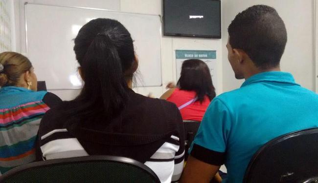 Alunos de autoescola reclamam de demora para aplicação do teste - Foto: Tairine Ceuta | Cidadão Repórter