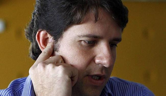 Luiz Argôlo é investigado por quebra de decoro parlamentar - Foto: Eduardo Martins | Ag. A TARDE