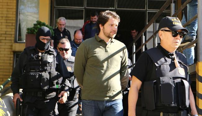 Luiz Argôlo foi preso nesta sexta durante Operação Lava Jato - Foto: Geraldo Bubniak | AGB | Estadão Conteúdo