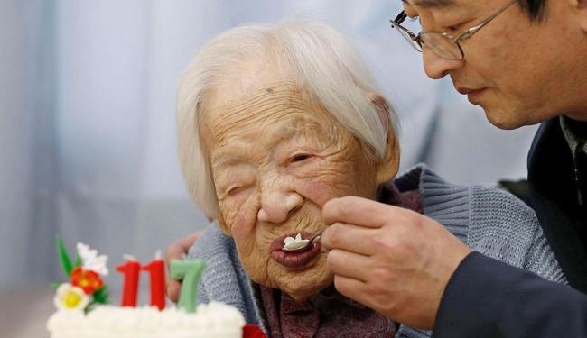 Japonesa morreu em asilo ao lado da família - Foto: Agência Reuters