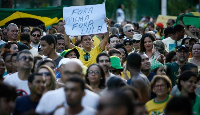 Cerca de 11 mil pessoas participaram das primeiras manifestações, realizadas em março - Foto: Raul Spinassé   Ag. A TARDE
