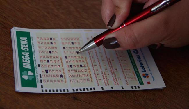 Loteria está acumulada para o concurso deste sábado - Foto: Joá Souza | Ag. A TARDE