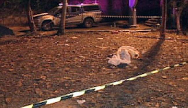 Um dos turistas baleados morreu no local do crime - Foto: Reprodução