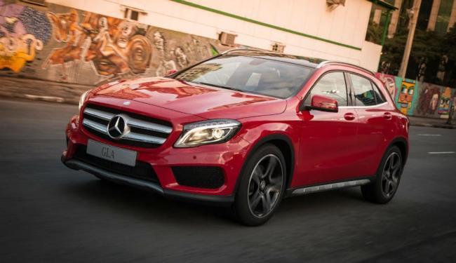 O carro será produzido na futura fábrica de Iracemápolis - Foto: Divulgação Mercedes-Benz