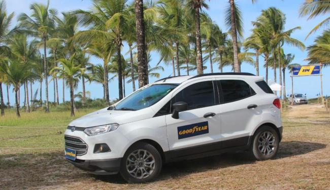 Modelos como o Ford EcoSport ganham a opção da linha de pneus EfficientGrip - Foto: Duda Godinho/ Arquivo pessoal