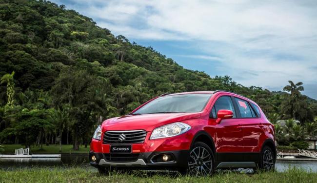 Importado do Japão, o carro rivaliza com o HR-V, modelo feito no Brasil - Foto: Divulgação